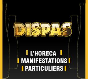 Drink Dispas - Fournisseur de boissons alcoolisées