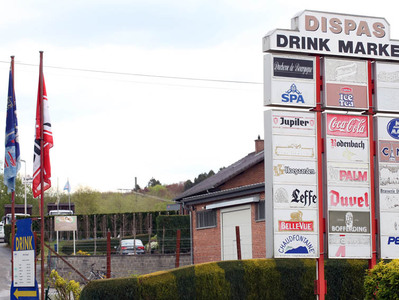 Drink Dispas - Grossiste boissons